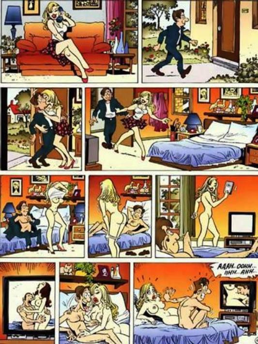 Ero комиксы
